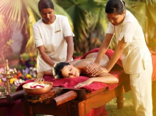 Full Body treatments luxury rooms