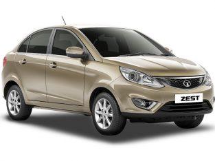 Buy Tata Zest Car a Compact Sedan Car in Sri Lanka