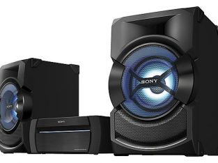shake-x1d Sony Home Audio System