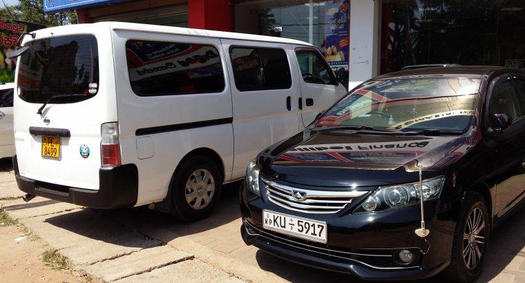 Ratnayake Taxi