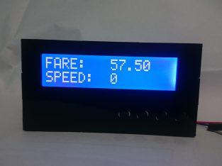 Taxi Meter Design – New Business Initiative