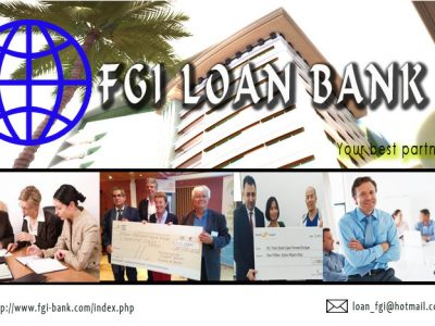 Investment and loan for your projects