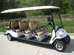 golf Cars ELECTRIC