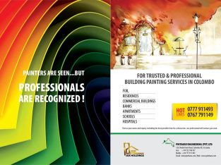 Professional Building Painting Services In Colombo