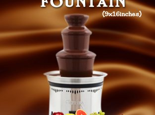"""CHOCLATE FOUNTAIN HIRE """"Adding a touch of class to your event"""""""
