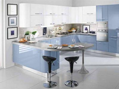 Design Classic Colorful Kitchen