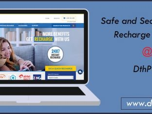 *Fastest Online Recharge | Best Recharge Package | Dthpay.com
