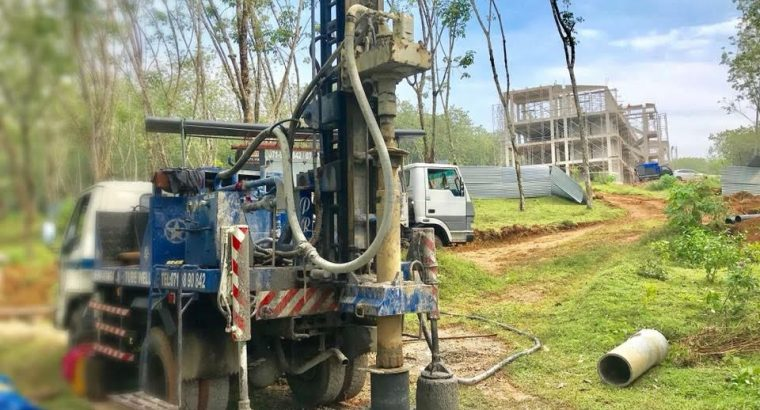 Deep Tube wells & Submersible Pumps