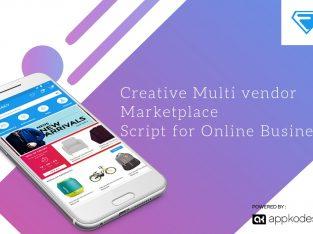 40% Offer Open Source Multi Vendor Ecommerce Online Business