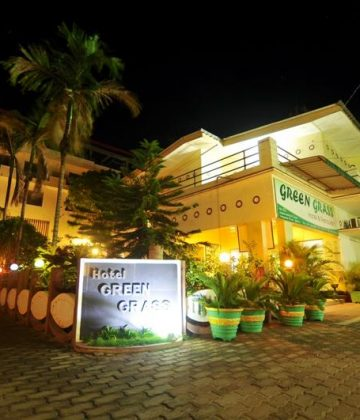Green Grass Hotel and Restaurant
