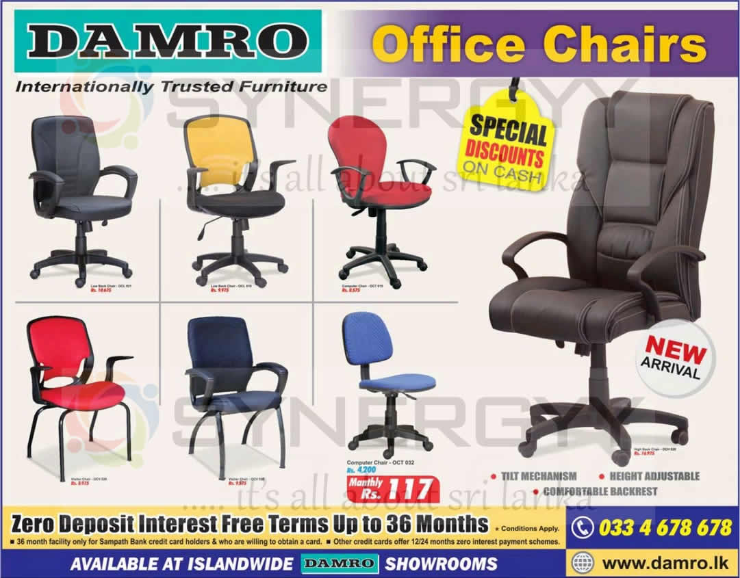 Computer Chairs For Sale Sri Lanka Damro Chair With Table