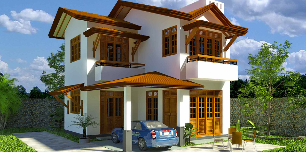 Building houses in srilanka then and now modern real for Modern house plans designs in sri lanka